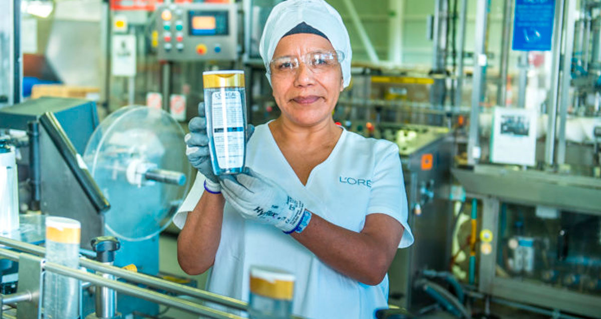 El Grupo L'Oréal garantizará el pago del 100 % del salario fijo de todos los empleados hasta finales de junio 2020. (Foto: L'Oréal)