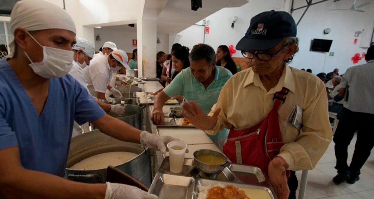 Los chefs buscaron darles alegría a los comensales y que cada bocado mueva sus sentidos. (Foto: Beneficencia de Lima)